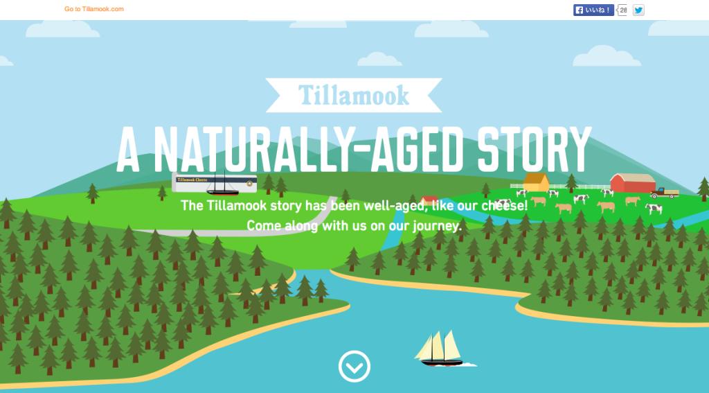 A Naturally Aged Story – Tillamook