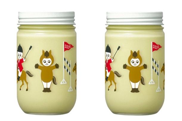 数量限定発売だよ、キユーピー午年デザインの瓶マヨネーズがかわいい---roomie(ルーミー)