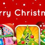 一人でもクリスマス気分を味わえる、かも…!無料iPhoneアプリ5選