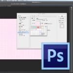 Photoshopで手を加えたパターンオーバーレイを背景素材として書き出す方法