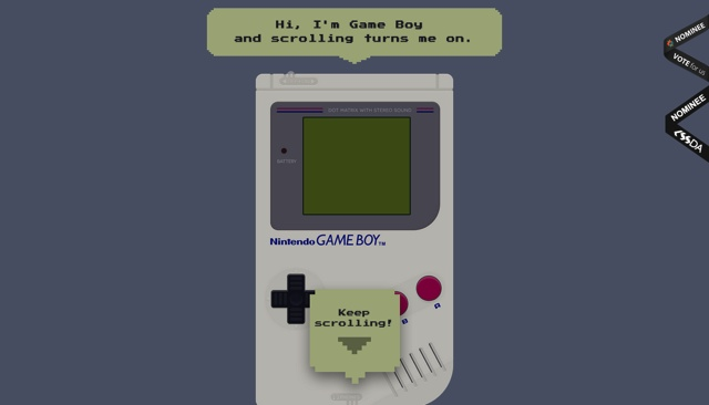 Happy 25th Birthday Game Boy