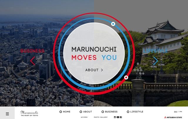 MARUNOUCHI   THE HEART OF TOKYO